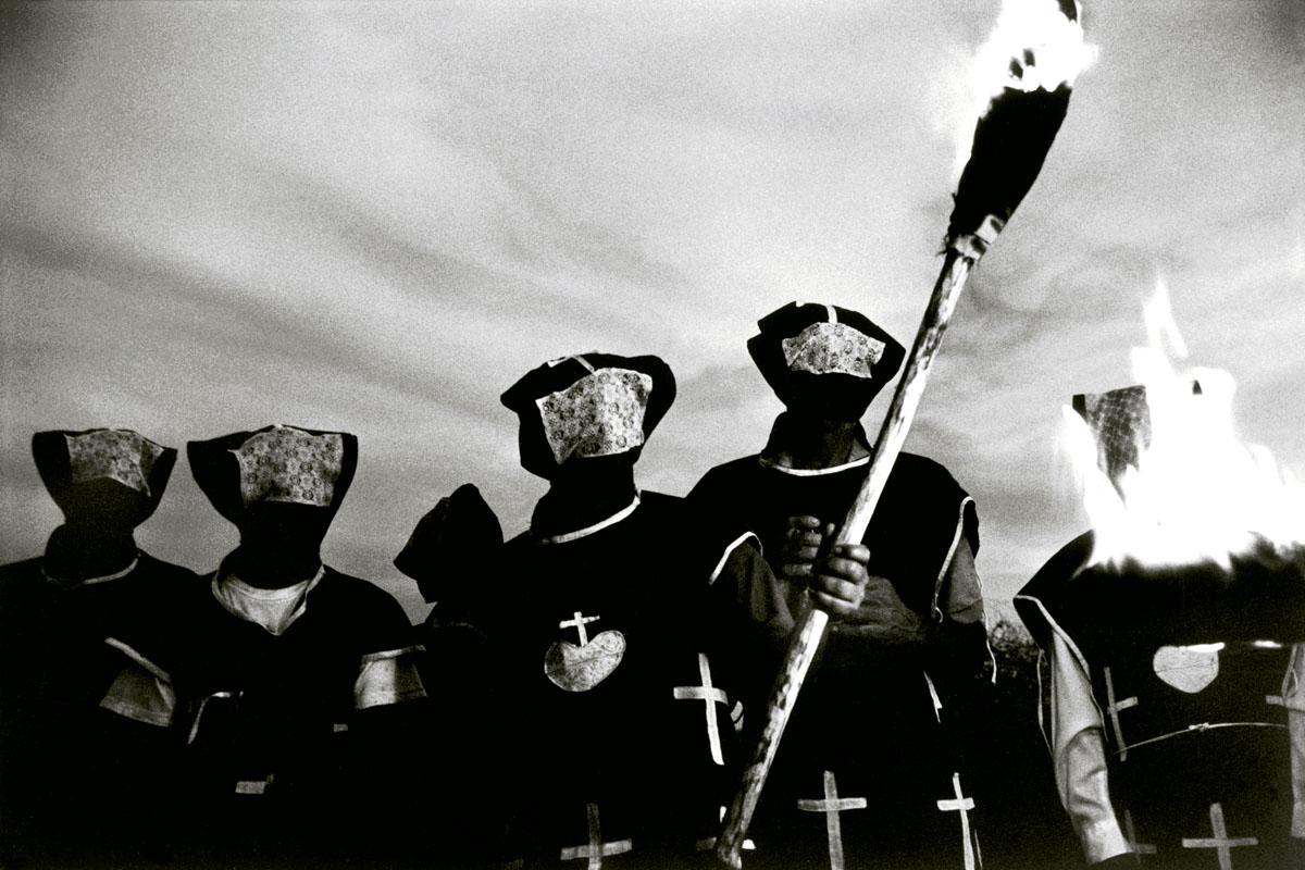 Grupo de Penitentes da Lagoa- Barbalha-CE, 1999